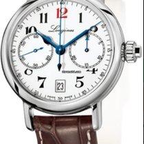 浪琴 Heritage Chronograph L2.775.4.23.3