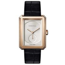 Chanel Or rose 28.6mm Remontage manuel H4315 nouveau