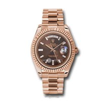Rolex Day-Date 40 228235 New Rose gold 40mm Automatic