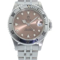 Tudor Submariner 75190 Watch with Stainless Steel Bracelet and...