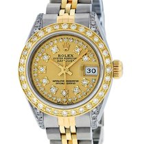 Rolex Datejust Very good Gold/Steel 26mm Automatic