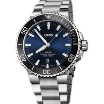 Oris 01 733 7730 4135-07 8 24 05PEB Aquis Date 43.5mm new