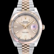 Rolex Datejust Rose gold 41.00mm Pink United States of America, California, San Mateo