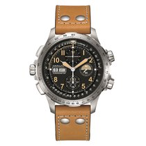 Hamilton Khaki X-Wind Auto Chrono Limited Edition H77796535
