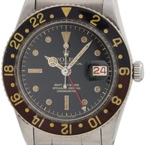 Rolex 6542 Steel GMT-Master 397mm