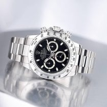 Rolex Daytona Ref. 116520 in Steel