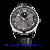 De Bethune 44mm Automatic pre-owned DB25 Black