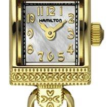 Hamilton Lady Hamilton nieuw 19mm Staal