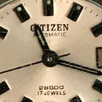 西铁城 女士手表 27mm 自动上弦 二手 仅有手表 1980