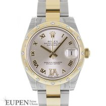 Rolex Lady-Datejust 178343 Unworn Gold/Steel 31mm Automatic