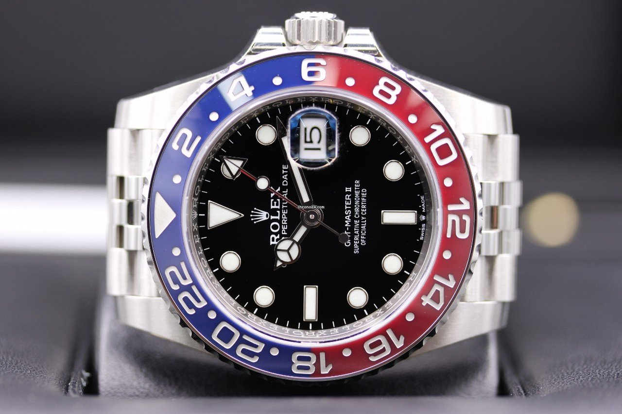 Rolex GMT-Master óra árak  01332efb8d