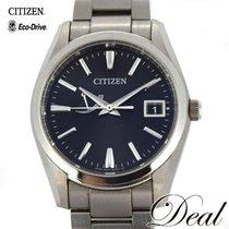 Citizen シチズン ザ・シチズン エコドライブ A010-T017983 パーペチュアルカレンダー メンズ 腕時計
