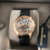 Girard Perregaux Rose gold 40mm Automatic 86005-52-001-BB6A new Australia, Brighton East