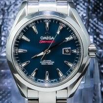 Omega Seamaster Aqua Terra occasion 36mm Acier