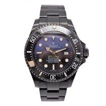 Rolex Sea-Dweller Deepsea gebraucht 43mm Stahl