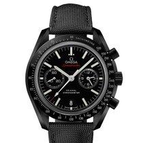 Omega Speedmaster Professional Moonwatch Keramik 44.2mm Schwarz Keine Ziffern Schweiz, Zug