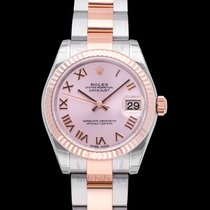 Rolex Lady-Datejust Or rose 31mm Rose