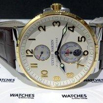 Ulysse Nardin Marine Chronometer 41mm neu 41mm Gold/Stahl