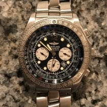 Breitling 43mm Automatic 2003 pre-owned B-2
