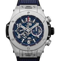 Hublot Big Bang Unico 411.NX.5179.RX New Titanium 45mm Automatic