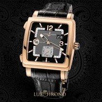 Ulysse Nardin Quadrato Dual Time 246-92/692 pre-owned