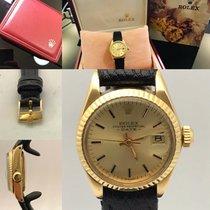 Rolex Lady-Datejust Oro giallo 26mm Senza numeri Italia, roma
