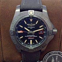 Breitling Avenger Blackbird 44 Titanio 44mm Negro