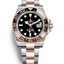 Rolex 126711CHNR Gold/Steel GMT-Master II 40mm new United States of America, New Jersey, Woodbridge