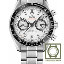 Omega Speedmaster Racing Acier 44.2mm Blanc