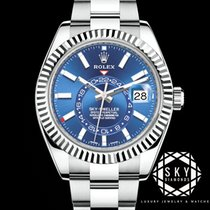 Rolex 326934 Steel 2019 Sky-Dweller 42mm new United States of America, New York, NEW YORK