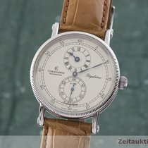 Chronoswiss Acier 38mm Remontage automatique CH1223 occasion