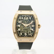 Richard Mille RM 67 RM67-01 ROSE GOLD FULL SET 2019 new