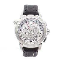 Carl F. Bucherer Steel 46.6mm Automatic 00.10620.08.63.01 pre-owned