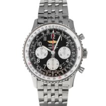 Breitling Navitimer 01 Steel 43mm Black Arabic numerals United States of America, Maryland, Baltimore, MD