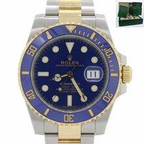 Rolex Χρυσός / Ατσάλι 40mm Αυτόματη 0689289754912 μεταχειρισμένο