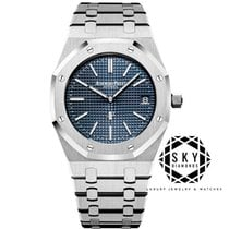 Audemars Piguet Royal Oak Jumbo 15202ST.OO.1240ST.01 2016 pre-owned