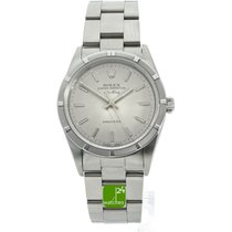 Rolex 14010 Steel 1997 Air King Precision 34mm pre-owned