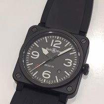 Bell & Ross Ceramic 42mm Automatic BR0392-MIL-CE pre-owned