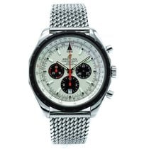 Breitling Chrono-Matic 49 Steel 49mm Silver