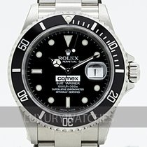 Rolex Submariner Date 16610 Steel 40mm Automatic