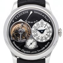 F.P.Journe Platinum 40mm Manual winding PT TRB SOUV40 pre-owned
