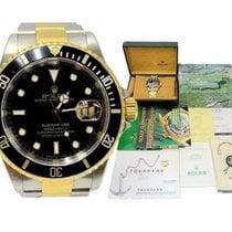 Rolex Submariner Date 16613 1997 подержанные