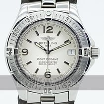 Breitling Colt Oceane Steel 33.8mm White