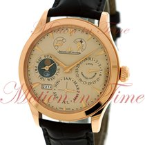 Jaeger-LeCoultre Master Eight Days Perpetual Calendar, Cream...