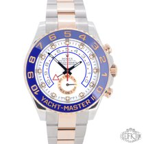 Rolex Yacht-Master II | Steel and Rose Gold Ceramic Bezel |...
