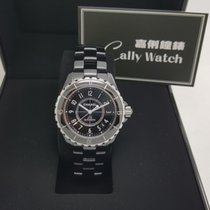 香奈儿 Cally - 38MM H0685 Black Ceramic Automatic [NEW]