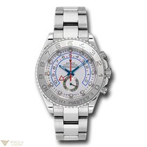 Rolex Oyster Perpetual Yacht-Master II 18K White Gold &...