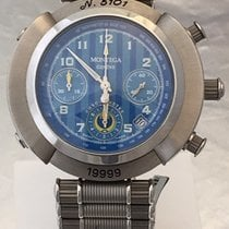 Montega Steel 43mm Automatic MC01 new