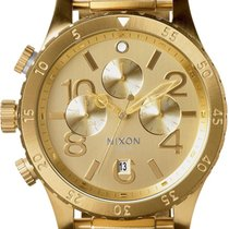 Nixon 48-20 Chrono A486-502 Herrenarmbanduhr Design Highlight