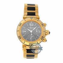 Cartier Pasha Seatimer Chronograph W301970M